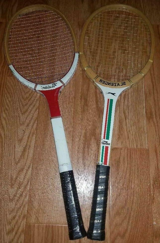 two tennis racquets dynamic japan and revelation