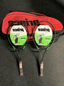 NEW Prince Phantom 93P 18/20 4 1/2 Lot Of Two Racquets With