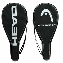 """**NEW** HEAD """"POWER OF YOU"""" SINGLE TENNIS RACQUET COVER WITH"""