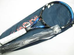 """BABOLAT PURE DRIVE + """"SWIRLY"""" TENNIS RACQUET  + EXTRA GROMME"""