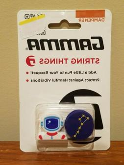 Gamma String Things Tennis Racquet Vibration Dampeners AGST-